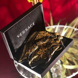 Versace Women's Barocco Scarf Earrings